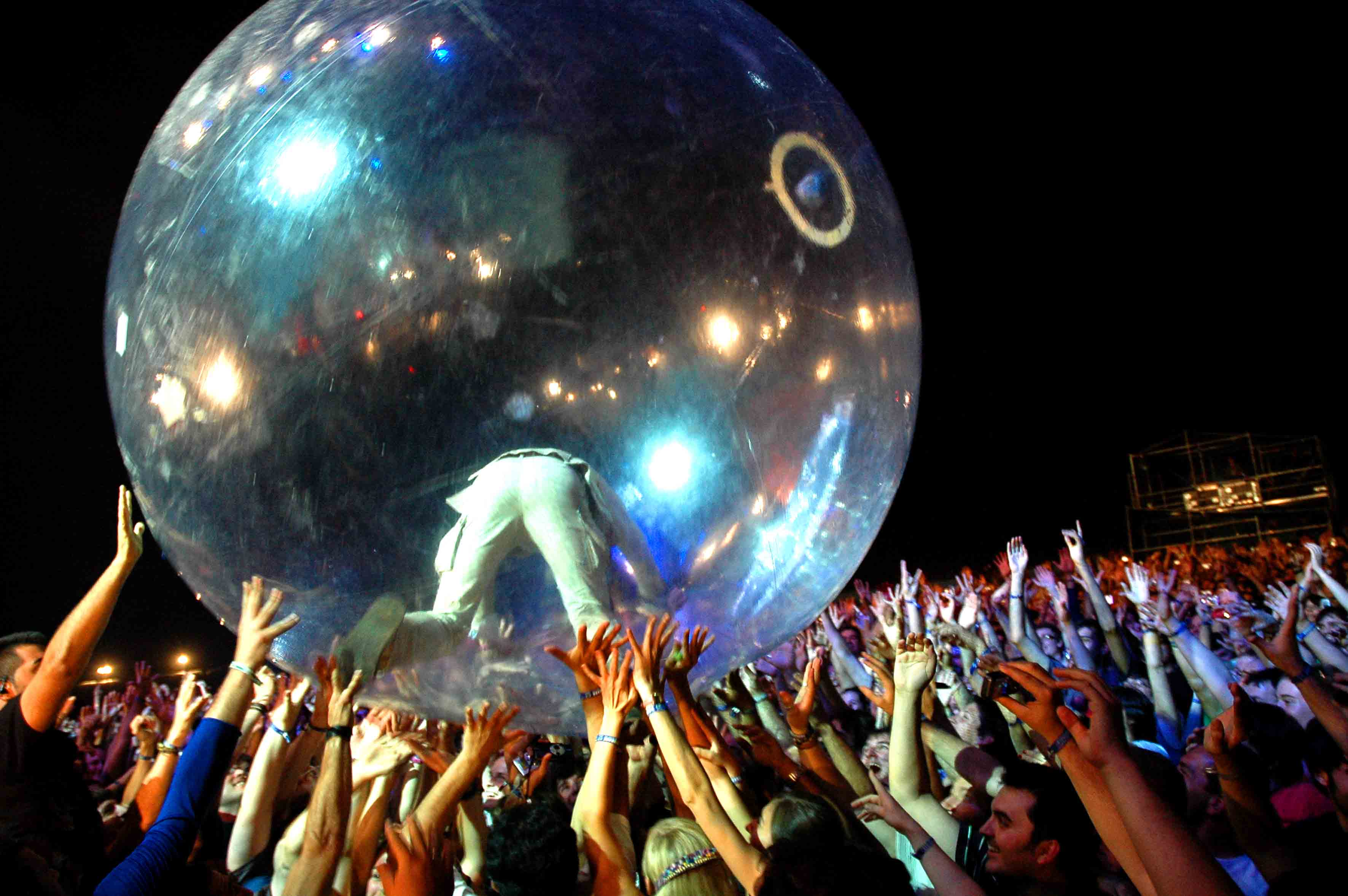 The Flaming lips 2006