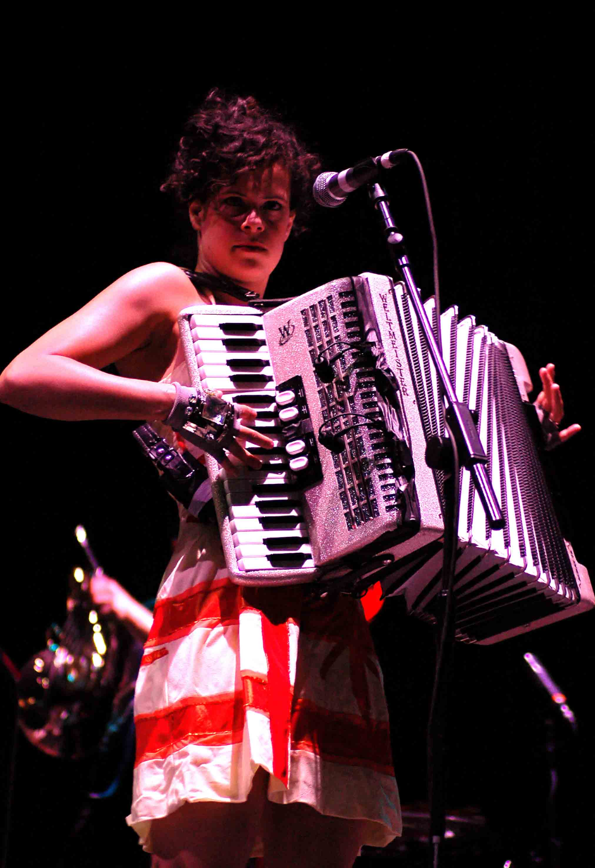 Arcade Fire 2007