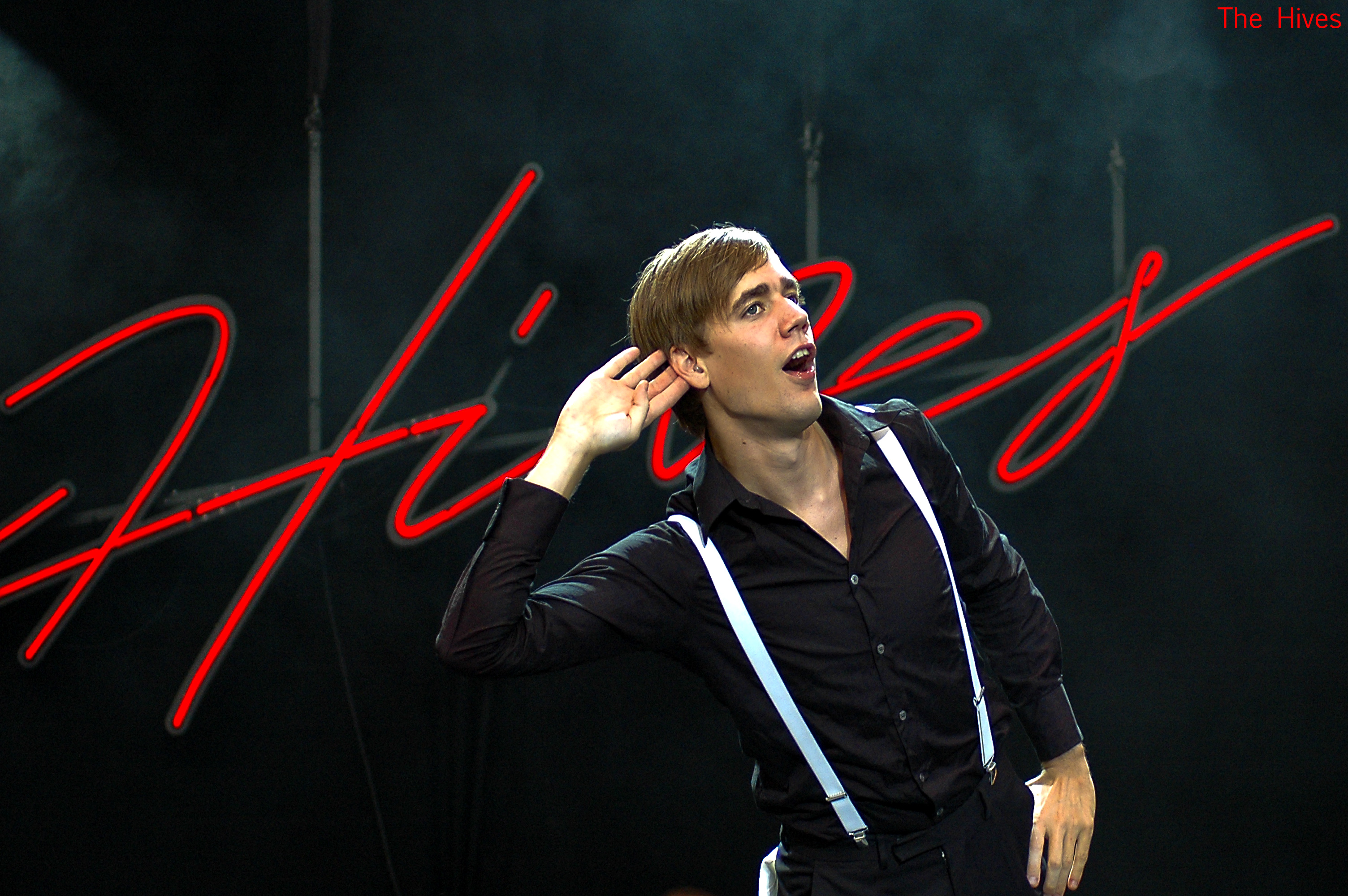 The Hives 2007