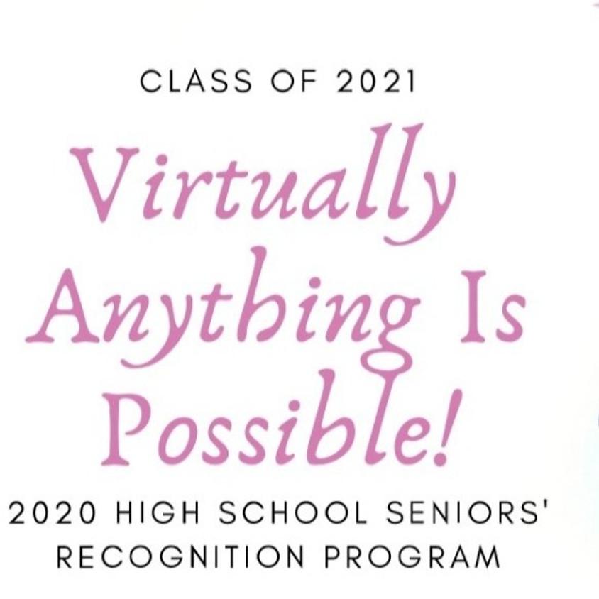 2020 High School Seniors' Recognition Ceremony
