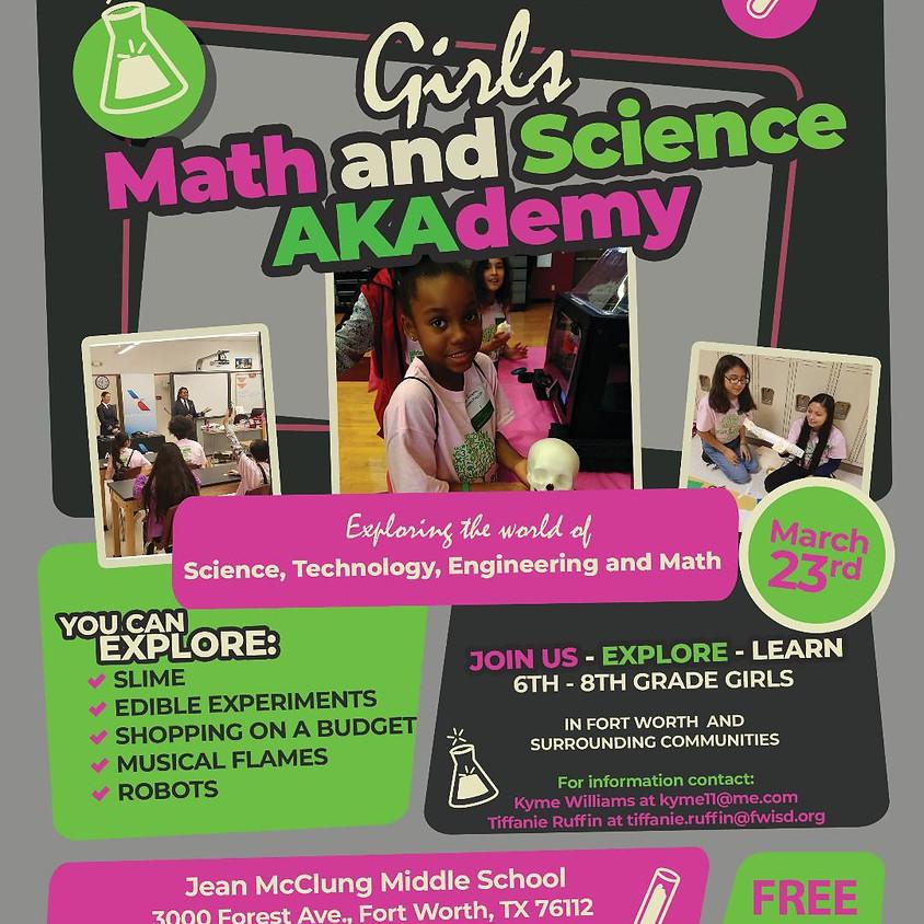 Girls Math & Science AKAdemy