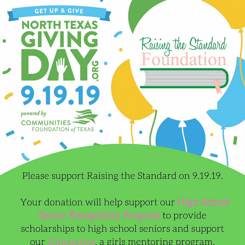 North Texas Day of Giving