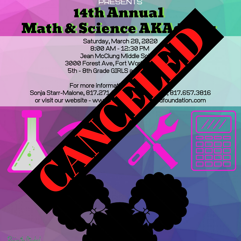 Girls' Math & Science AKAdemy - CANCELED