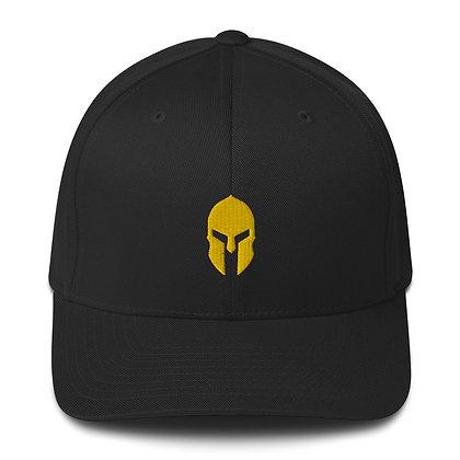 Gold Spartan Cap