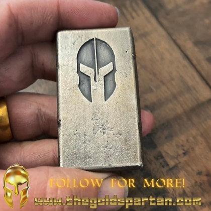 5oz Spartan Investment Bar