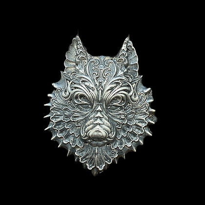 Decorated Wolf