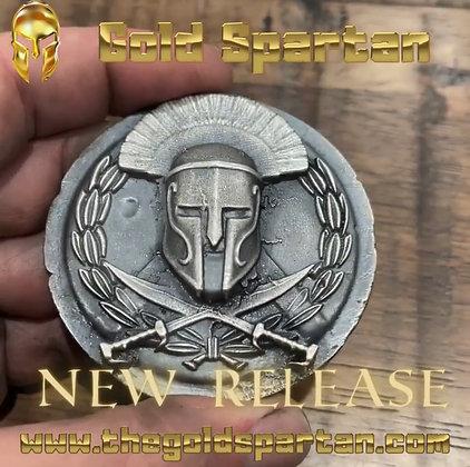 Spartan Shield Round
