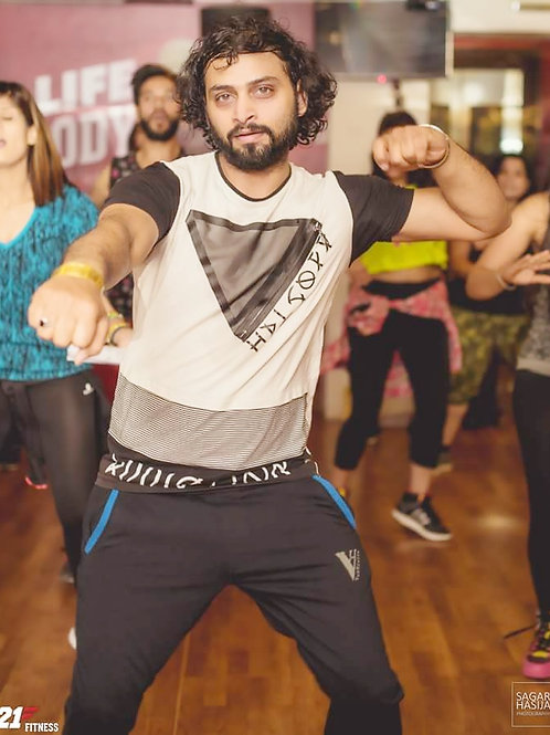 Zumba by Mohit Jindal - Starts at $29/hr