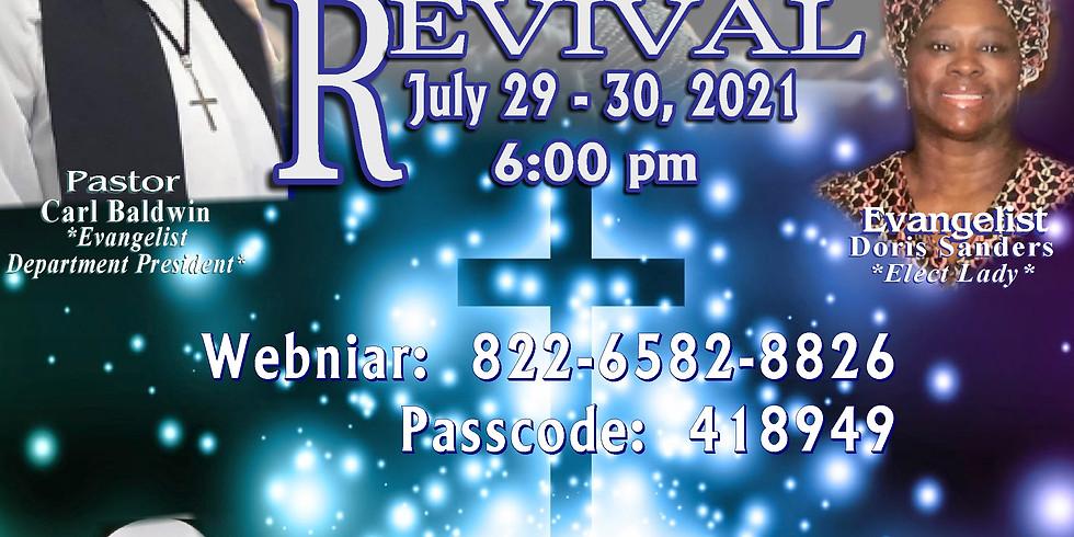 State Evangelist Revival