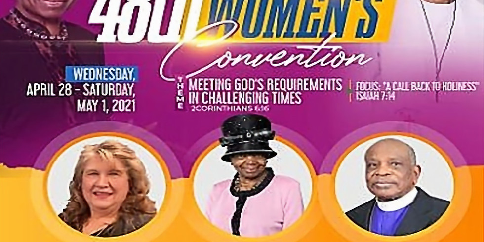 48th Annual Women's Convention
