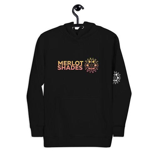 Merlot Shades Sunkist Hoodie