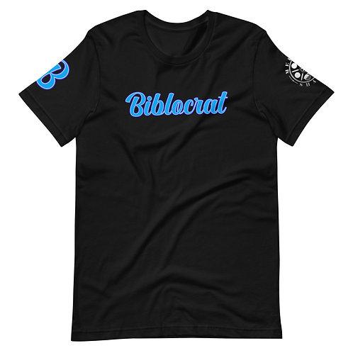 """Biblocrat """"B"""" Ice-Blue"""