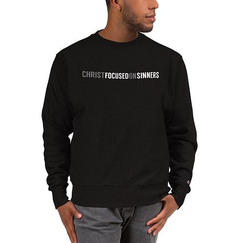 Christ Focused On Sinners Sweatshirt
