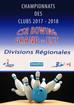 Championnats des Clubs Divisions Régionales