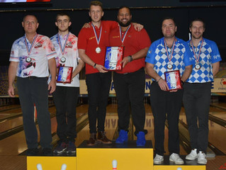 Résultats Championnat Doublette Élite Bowling / phase Grand-Est et Finale Nationale