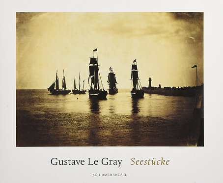 Gustave Le Gray : Seascapes