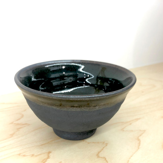 Black Bowl by Aidan Wong