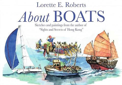 About Boats - Lorette E. Roberts