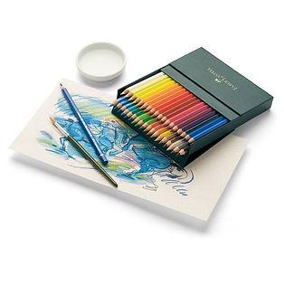 availabe at TheBookshop: Albrecht Dürer Watercolour Pencils Studio Set, 36 pencils + brush
