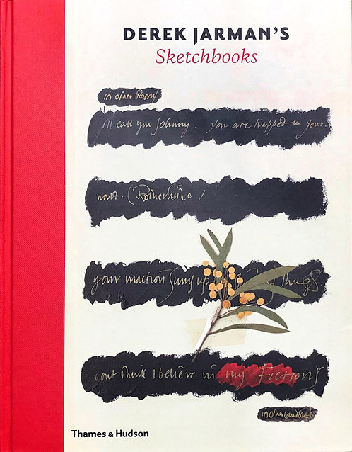 Derek Jarman's Sketchbooks -  Ed Webb-Ingall, Stephen Farthing
