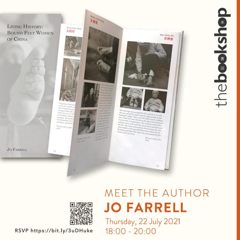 Meet Jo Farrell