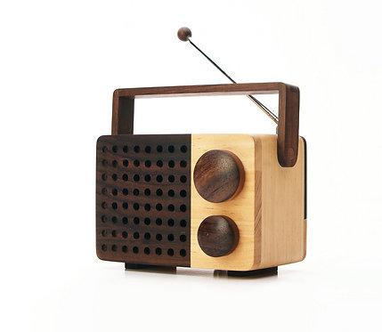 MiKRO  Personal FM Radio  by Magno Design Indonesia, Singgih S. Kartono