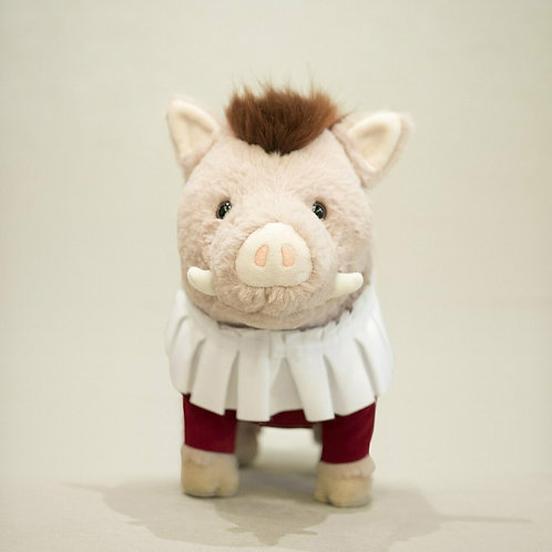 Play with Sandro | Soft Toy with Drawstring Backpack