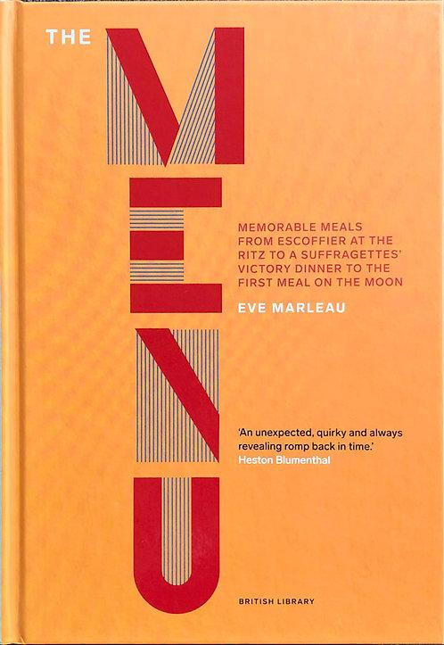 The Menu by Eve Marleau