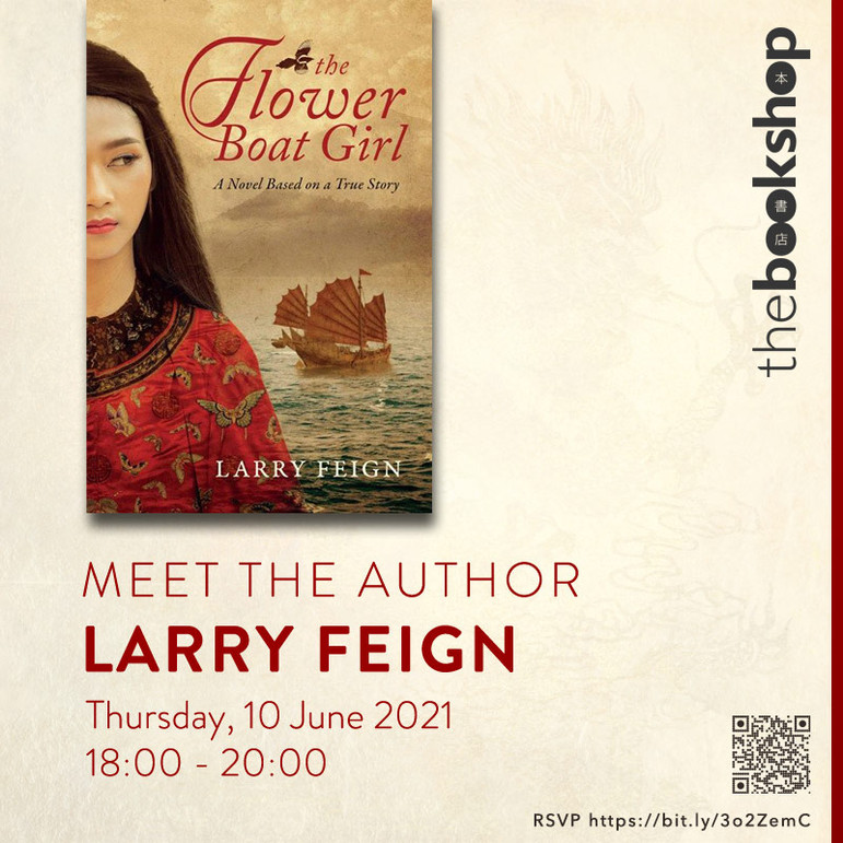 Meet The Author : LARRY FEIGN
