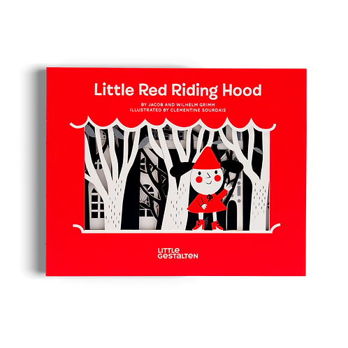 Little Red Riding Hood by Jacob and Wilhelm Grimm