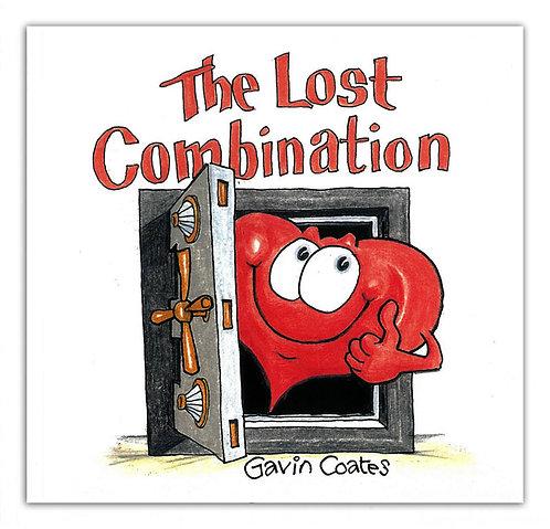 The Lost Combination - Gavin Coates