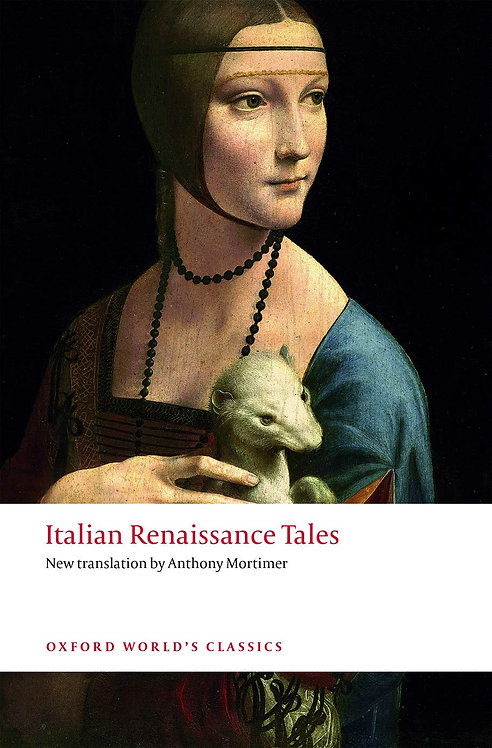 Italian Renaissance Tales - Edited by Anthony Mortimer