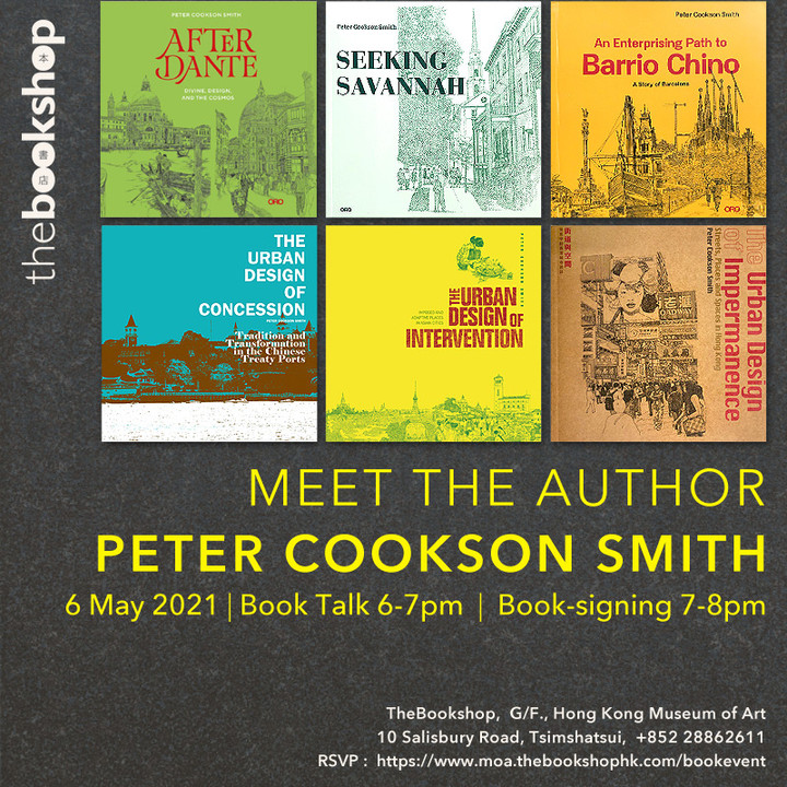 Meet The Author : Peter Cookson Smith