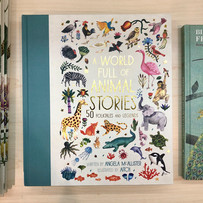 A World full of Animal Stories, 50 Folktales and Legends
