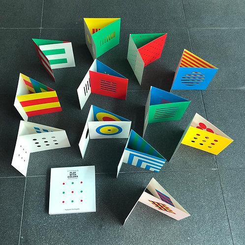 Play with Colors - Katsumi Komagata