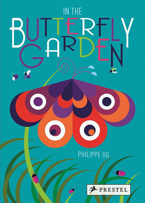In The Butterfly Garden | Philippe Ug