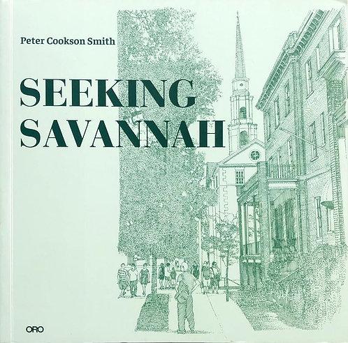 Seeking Savannah - Peter Cookson Smith