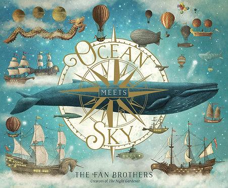 Ocean Meets Sky - Eric Fan & Terry Fan