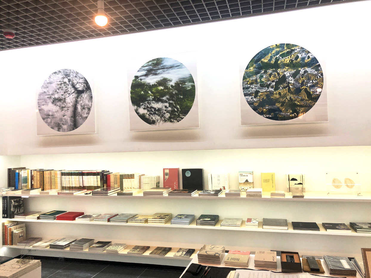 John Fung's work on the Ceiling Gallery