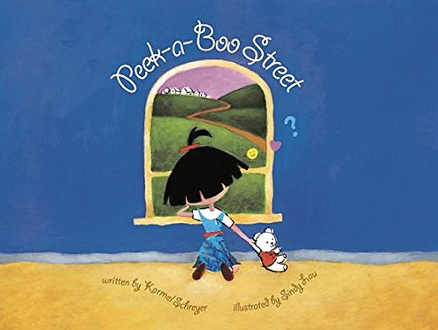 PEEK-A-BOO STREET by Karmel Schreyer and Sindy Lau