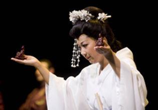 Asako Tamura Butterfly
