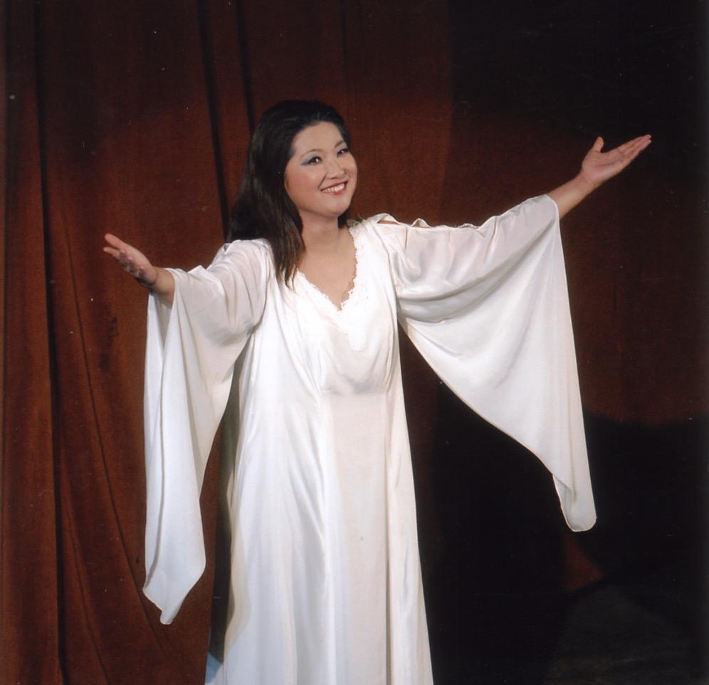 Asako Tamura Lucia in Hungary