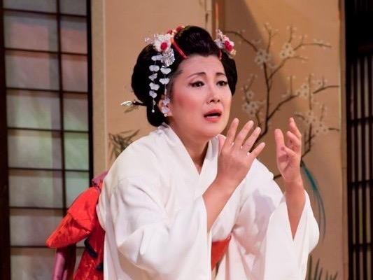 Asako Tamura Madam Butterfly