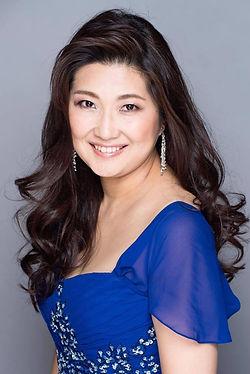 Asako Tamura Blue Dress