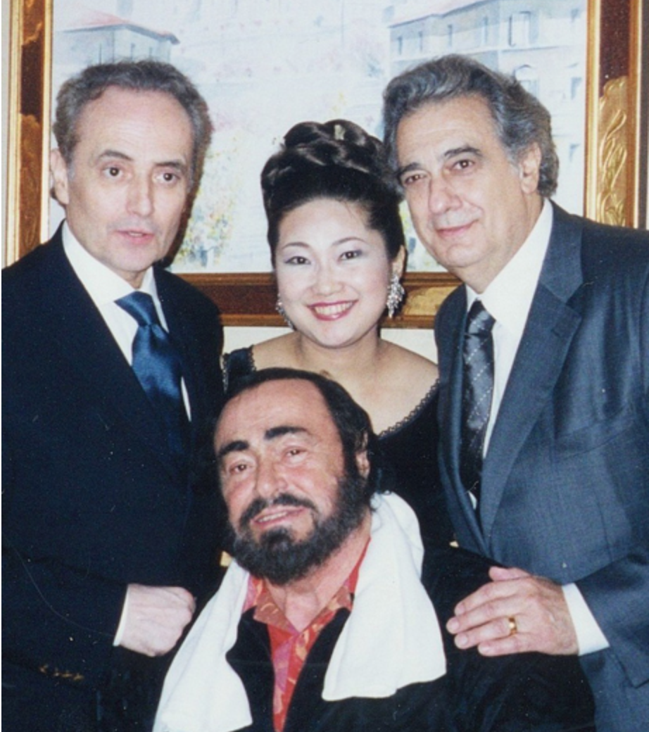 3 Tenors 2002 in Japan