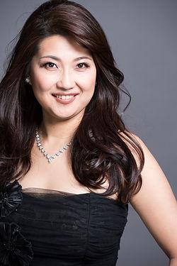 Asako Tamura Black Dress