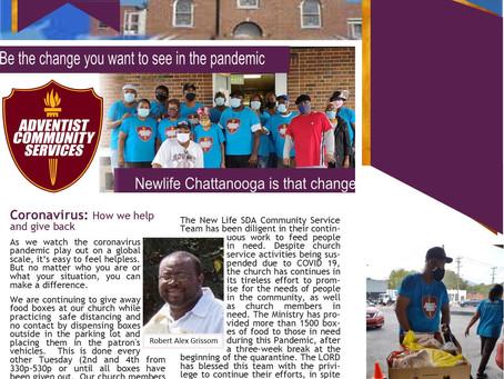 New Life News: July - Sept. Third Quarter 2020