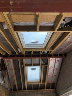 """Garden Roof Extension at Southfleet"""""""