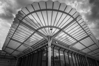 Paris - Am Musee d'orsay
