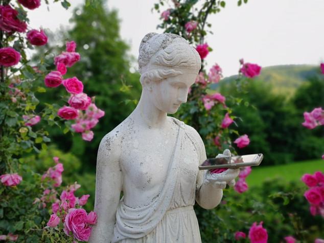 Venus online - Rosengarten  Baden-Baden